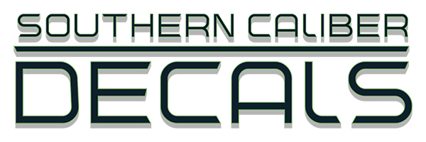 Southern Caliber Decals